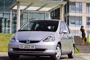 фото Honda Jazz хетчбэк 1 поколение
