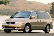 фото Honda Odyssey минивэн 2 поколение