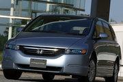 фото Honda Odyssey минивэн 3 поколение