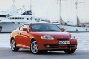 фото Hyundai Coupe купе GK