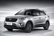 Hyundai Creta,  1.6 бензиновый, механика, внедорожник