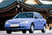 фото Hyundai Excel седан X3