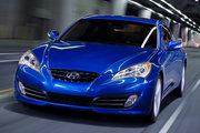 фото Hyundai Genesis купе 1 поколение