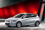 фото Hyundai Solaris хетчбэк 1 поколение