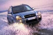 фото Hyundai Tucson кроссовер 1 поколение