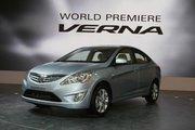 фото Hyundai Verna