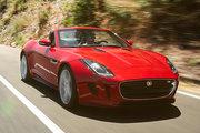 Jaguar F-Type,  3.0 бензиновый, автомат, кабриолет