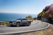 Jaguar I-Pace,  0.0 электрический, автомат, внедорожник