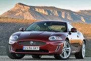 фото Jaguar XK купе X150 рестайлинг
