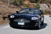 фото Jaguar XK кабриолет X150 рестайлинг