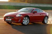 фото Jaguar XK XKR купе X150 рестайлинг