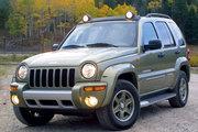 фото Jeep Cherokee внедорожник KJ
