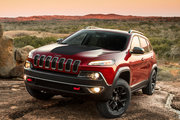 фото Jeep Cherokee Trailhawk внедорожник KL
