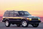 фото Jeep Cherokee внедорожник XJ