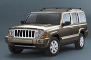 фото Jeep Commander внедорожник 1 поколение