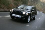 фото Jeep Compass кроссовер 1 поколение