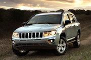 фото Jeep Compass кроссовер 1 поколение рестайлинг