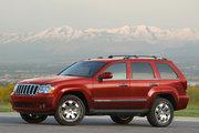 фото Jeep Grand Cherokee внедорожник WK