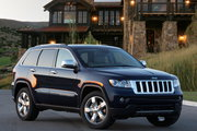 фото Jeep Grand Cherokee внедорожник WK2