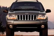 фото Jeep Grand Cherokee внедорожник WJ