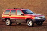 фото Jeep Grand Cherokee внедорожник ZJ