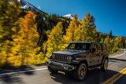 фото Jeep Wrangler кабриолет JL