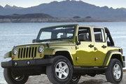 фото Jeep Wrangler кабриолет JK
