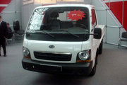 фото KIA Bongo Standard cab борт Frontier рестайлинг