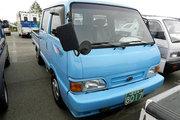 фото KIA Bongo Double Cab борт 1 поколение рестайлинг