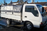 фото KIA Bongo Standard cab борт Frontier