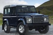 фото Land Rover Defender 90 внедорожник 1 поколение рестайлинг