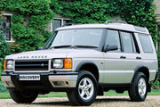фото Land Rover Discovery внедорожник 2 поколение