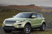 фото Land Rover Range Rover Evoque внедорожник 1 поколение