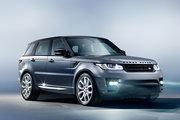 фото Land Rover Range Rover Sport внедорожник 2 поколение