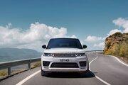фото Land Rover Range Rover Sport внедорожник 2 поколение рестайлинг