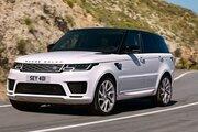 Land Rover Range Rover Sport,  3.0 дизельный, автомат, внедорожник