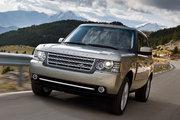 фото Land Rover Range Rover внедорожник 3 поколение 2-й рестайлинг