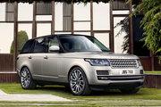 фото Land Rover Range Rover внедорожник 4 поколение