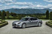 Maserati Quattroporte,  3.0 бензиновый, автомат, седан
