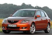 фото Mazda 3 хетчбэк BK
