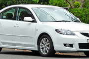 фото Mazda 3 седан BK рестайлинг