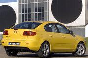 фото Mazda 3 седан BK