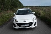 фото Mazda 3 седан BL