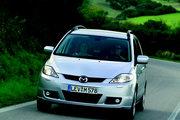 фото Mazda 5 минивэн 1 поколение