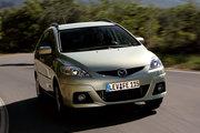 фото Mazda 5 минивэн 1 поколение рестайлинг