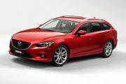 фото Mazda 6 универсал 3 поколение