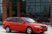 фото Mazda 6 универсал 1 поколение