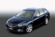 фото Mazda 6 универсал 2 поколение