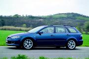 фото Mazda 6 универсал 1 поколение рестайлинг