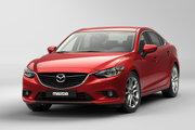фото Mazda 6 седан 3 поколение